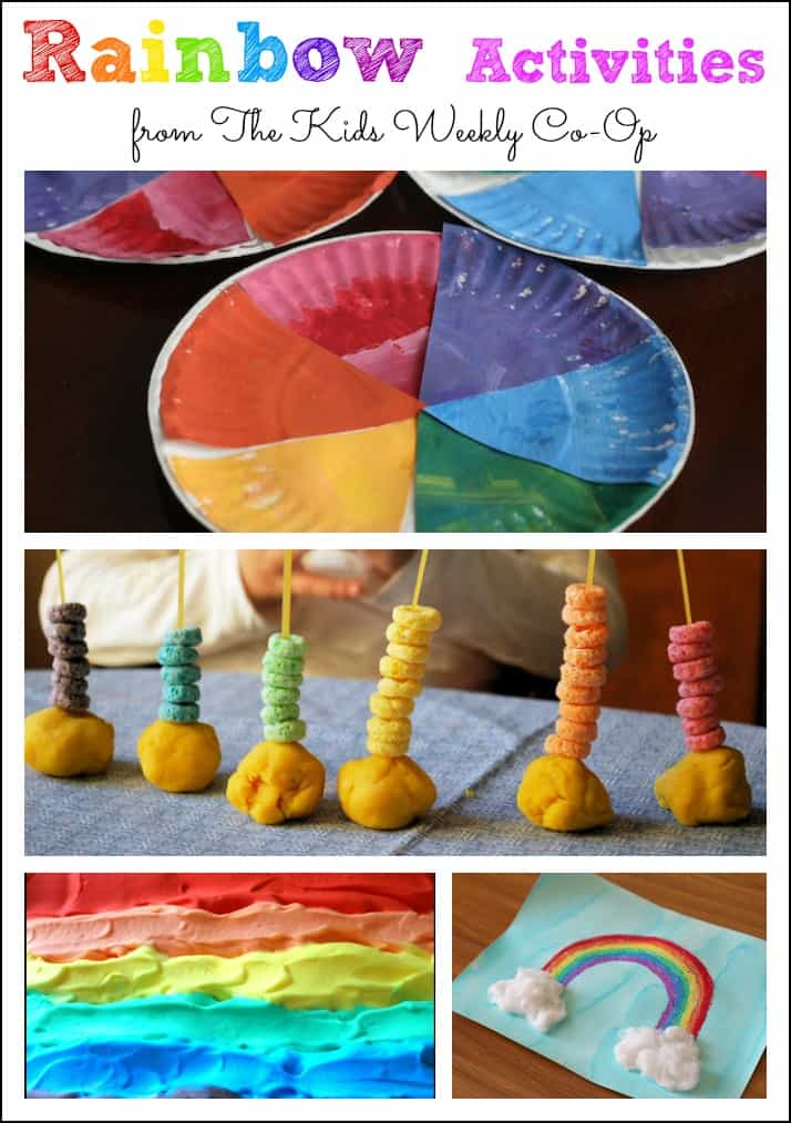 rainbow craft ideas for preschoolers 25 rainbow sensory activities for preschoolers mess for less 7085
