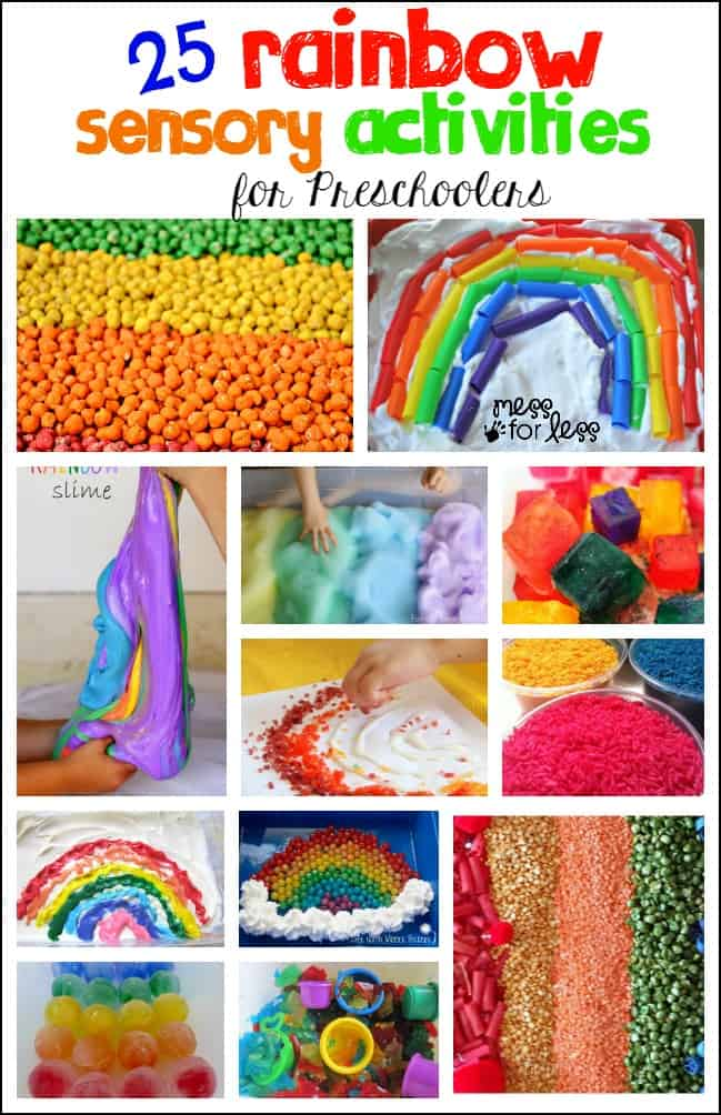 Craft Projects For Autistic Children