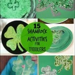 15 Shamrock Activities for Toddlers