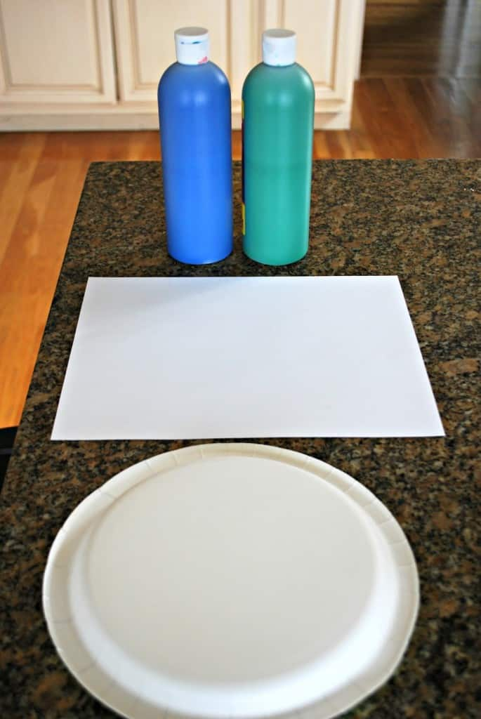 earth day activity supplies