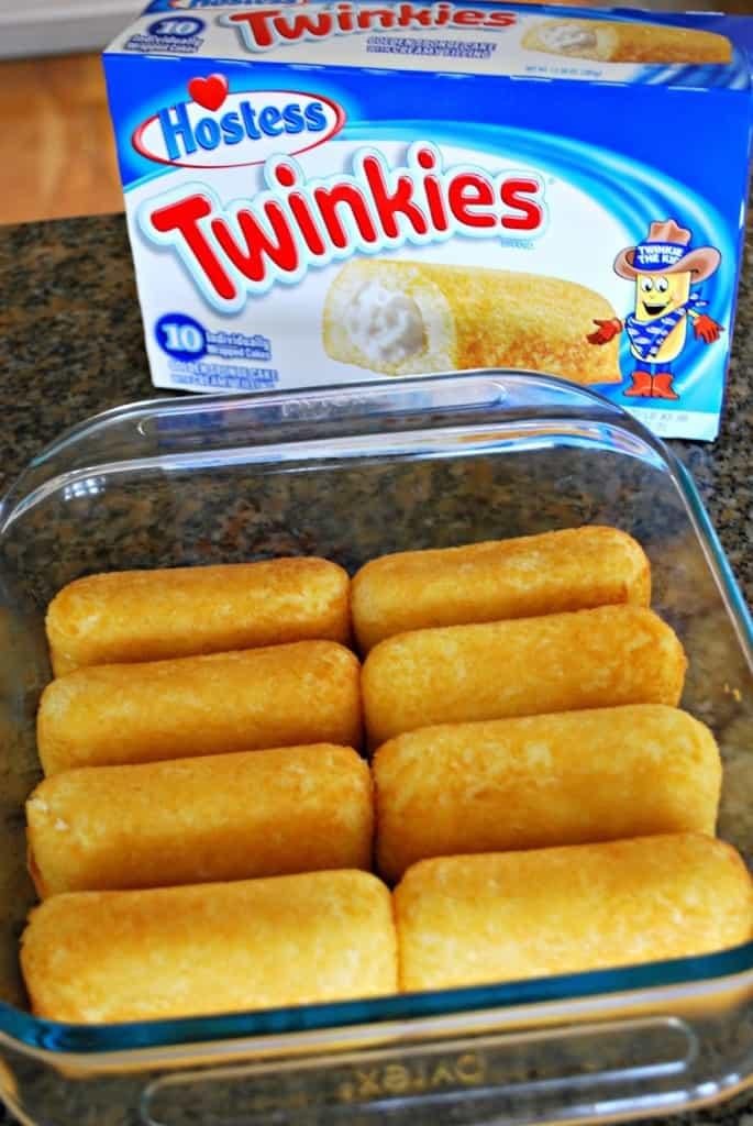 How To Make A Twinkie Cake