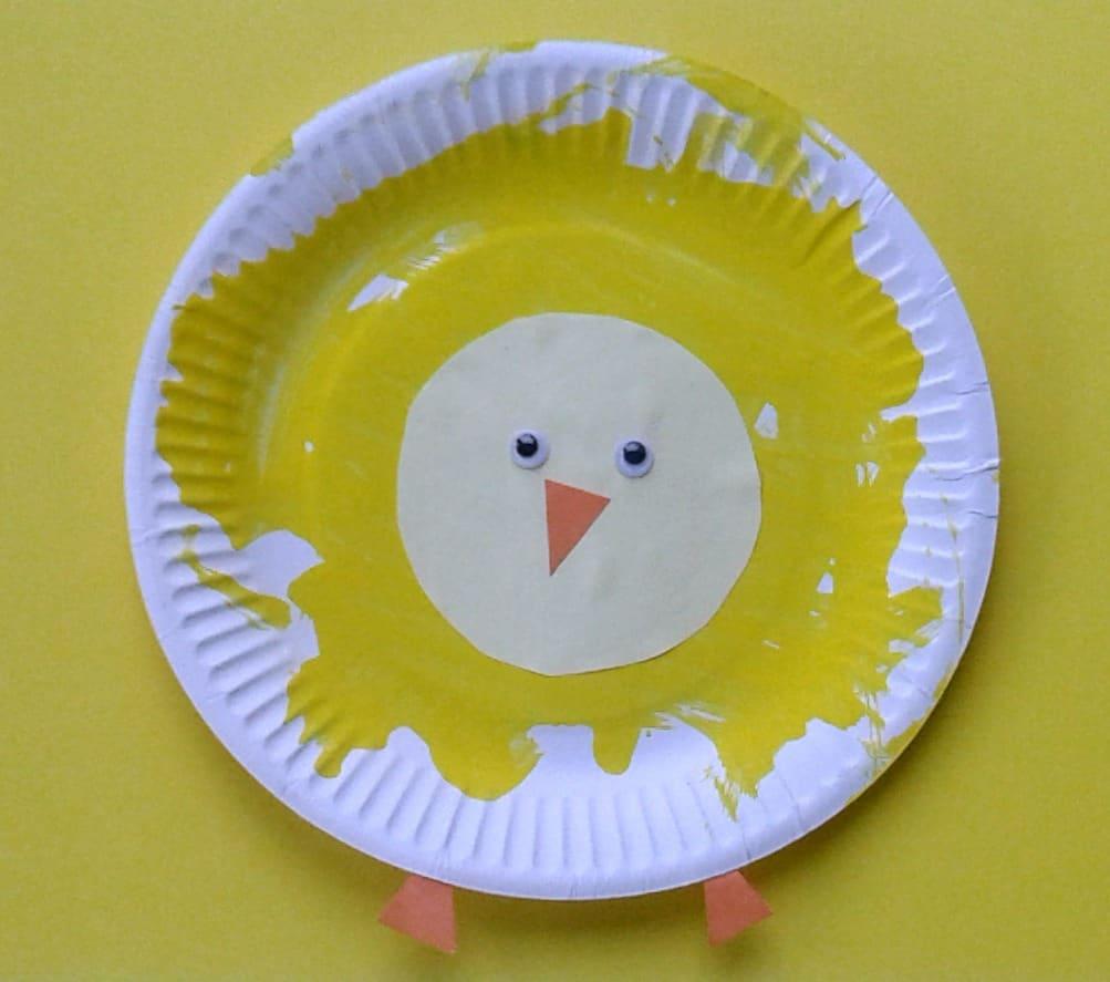 Baby Farm Animal Crafts For Preschoolers