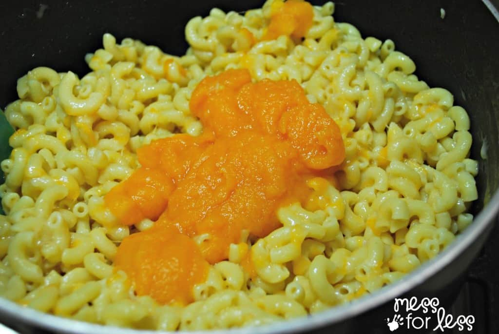 carrot mac and cheese