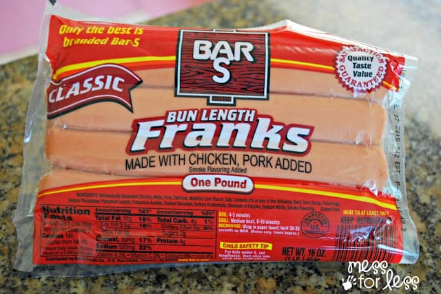 Bar-S Franks #ad