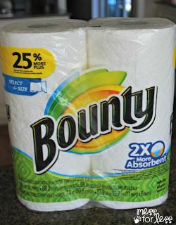 Bounty #QuickerPickerUpper #ad