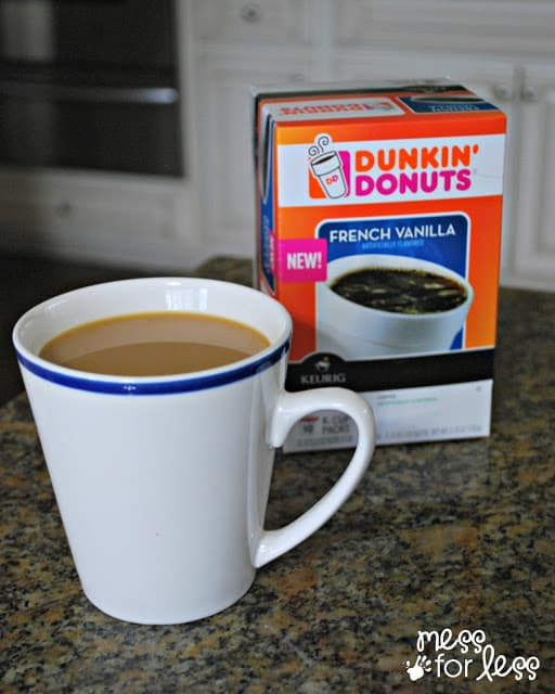 Dunkin Donuts K-Cup pods #sponsored #DunkinKcupLove