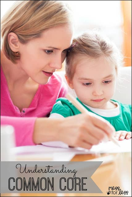 Understanding Common Core - get answers and resources that can help you better understand the Common Corn state standards and support your child's learning at home. #LearningHero #CommonCore #sponsored