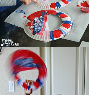 4th of July Craft – Noisemaker