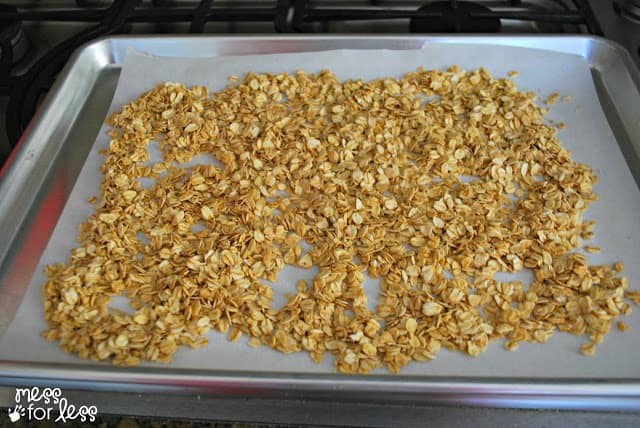 recipe for granola