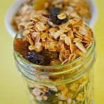 Cherry Almond Granola Recipe - Food Fun Friday