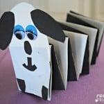 Paper Crafts for Kids – Spring Dog