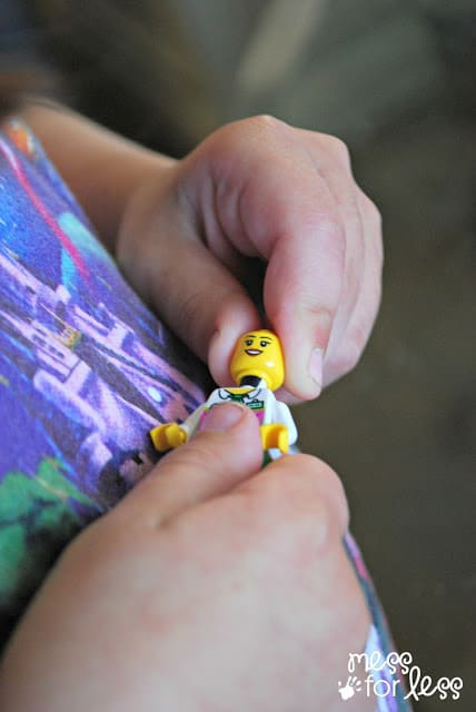 LEGO play #LEGOSummer #CleverGirls #sponsored