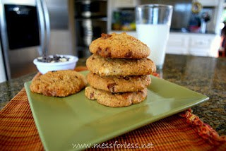 toddler recipes gluten free chocolate chip cookies