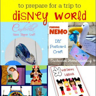 Kids Activities to Prepare for a Disney World Trip