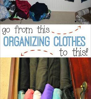 Clothing Organization Tips