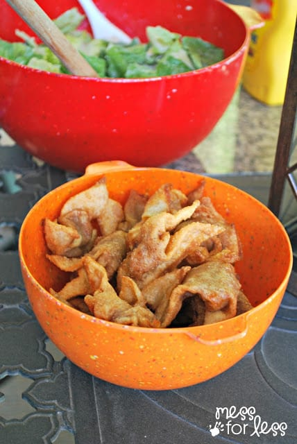 easy fried wonton recipe
