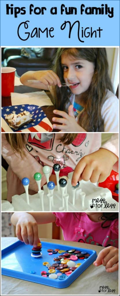 Tips for a Fun Family Game Night - creating fun family memories is easy with these tips. #EdwardsPies #Pmedia #ad