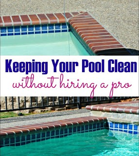 How We Keep Our Pool Water Clean Without a Service