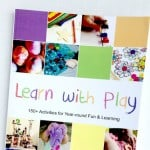 Learn With Play Book  – Over 150 Kids Activities