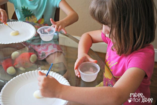 sea shell kids activity