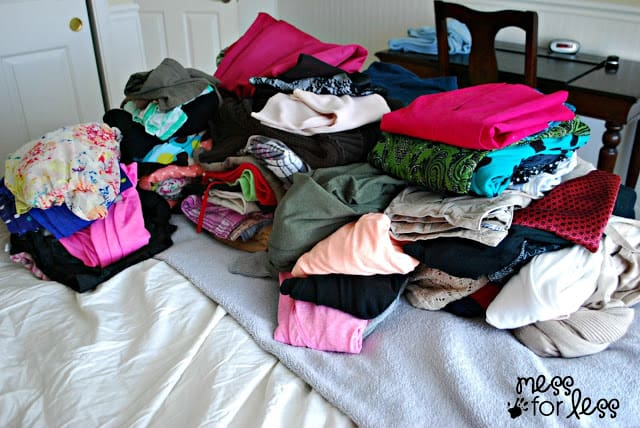 Tips for clothing organization VisaClearPrepaid AD