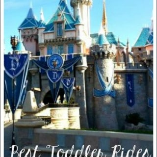 Best Disneyland Rides for Toddlers