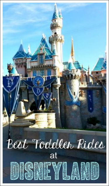 Best Disneyland Rides For Toddlers Mess For Less