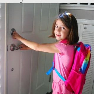 Create a Stress Free Morning and After School Routine