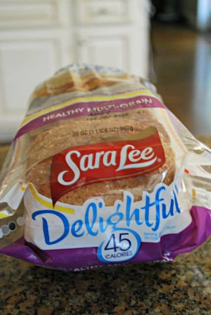 sara lee bread LovableLunch AD
