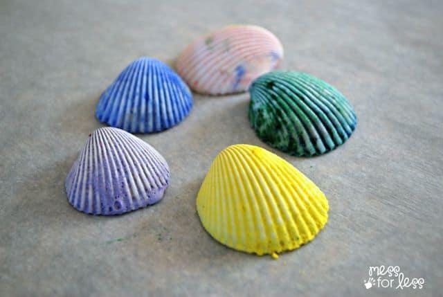 shell-art