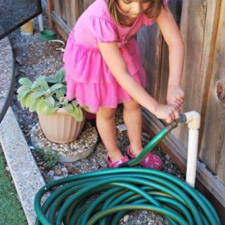 Simple Ways Kids Can Be Drought Busters