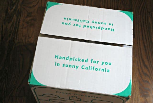 handpicked box