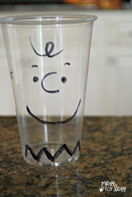 charlie brown cup