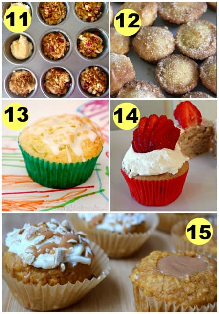 muffin recipes to make