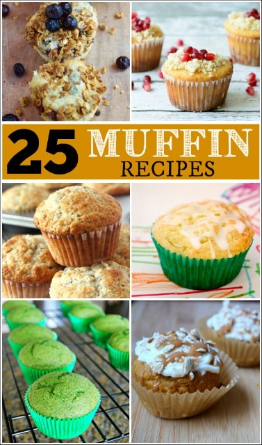 These are some of the best muffin recipes I have ever tried. Even the kids loved them!