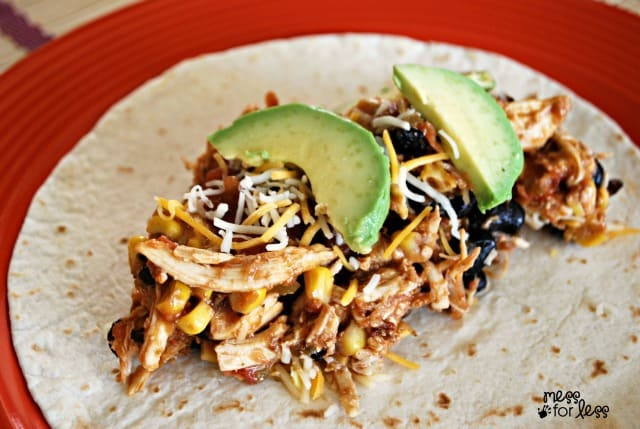 mexican crockpot chicken recipes
