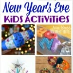 New Year's Eve Kids Activities