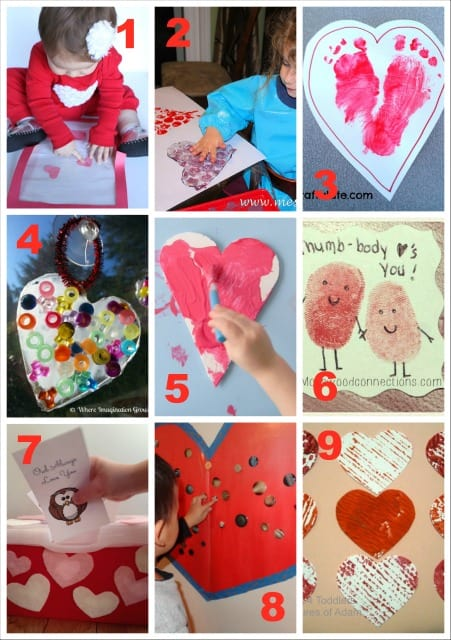 Schön Valentine Activities For Toddlers