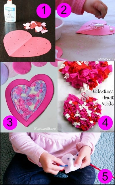 Valentineu0027s Day Fine Motor Skills Activities For Kids