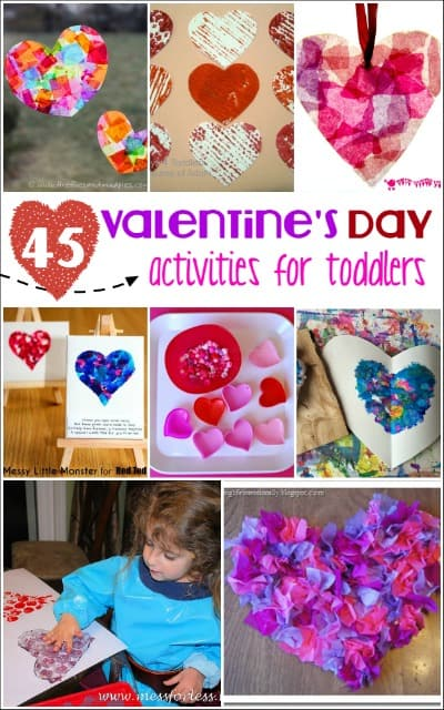 Valentine 39 s day activities for toddlers mess for less for Craft presents for 5 year olds