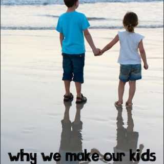 Why We Make Our Kids Pay for Vacation