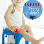 18 Best Potty Training Tips