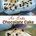 Chocolate No Bake Cake Recipe