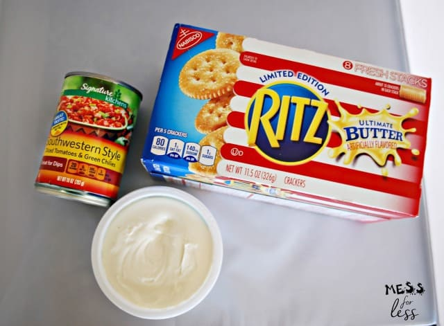 Simple snack ideas