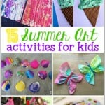 Summer Art Activities for Kids