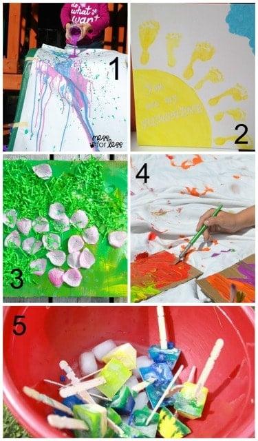Summer Art Activities for Kids