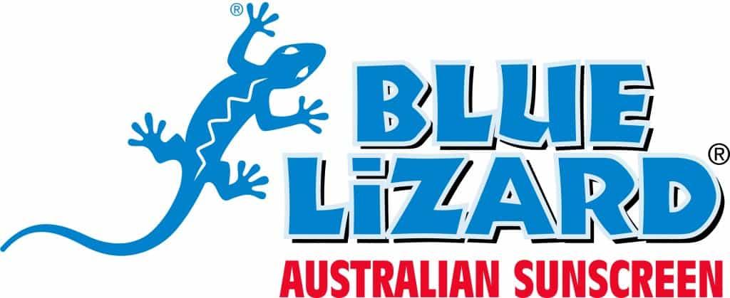 BLUE LIZARD LOGO LARGE - HORIZONTAL