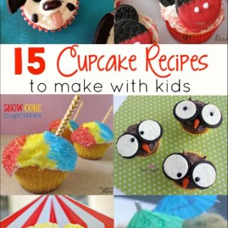 Cupcake Recipes to Make with Kids