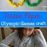 Kids Olympic Games Craft