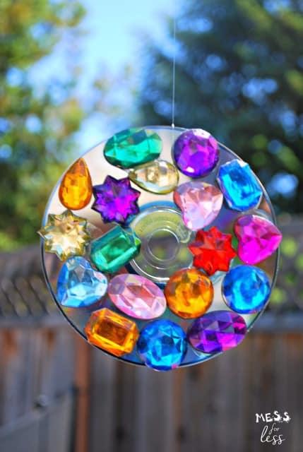 Suncatcher Craft For Kids